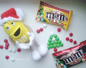 Yellow M&M'S