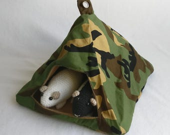 Custom Colour   Pyramid   Hammocks Rats & Other Rodents