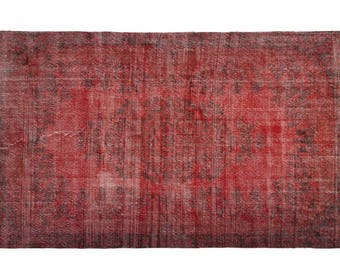 Oriental rug, vintage, retro, antique, 50-60 years old