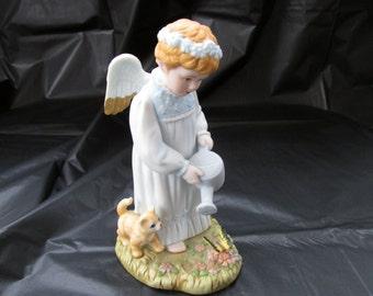 Gift for a Gardner  Gardening Angel    569