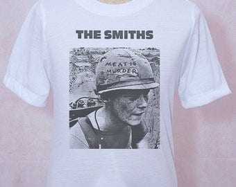 The Smiths T-Shirt Style Rocker Unisex S M L XL