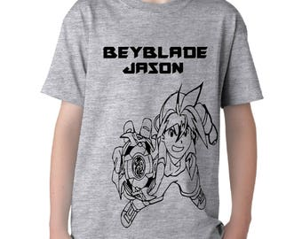 BEYBLADE custom t-shirts