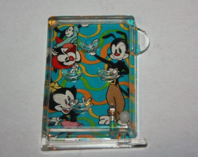 Animaniacs Handy Mini Pinball Game Cracker Jack Prize 1996