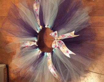 Tutu with ribbons