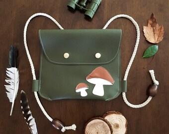 Vegan Adventure Pack // toddler backpack // vegan backpack // backpacks