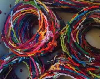 Assorted Braided Friendship Bracelets