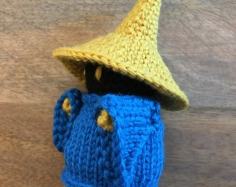PATTERN: Final Fantasy Black Mage Amigurumi