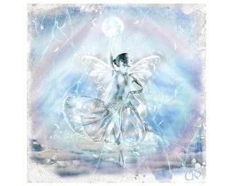 Greetings Card Airy Fairy