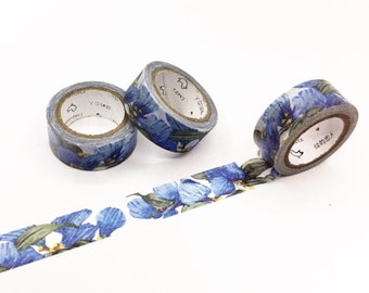 Commelina Washi Tape - Season's Color Series