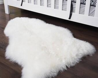 Samoyed Style Sheepskin - Original Rug