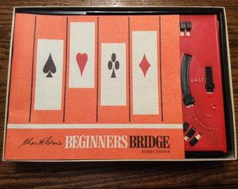 MIlton Bradley Beginners Bridge gMe