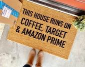 Custom Doormat Etsy