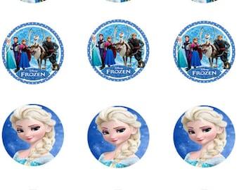 Frozen Edible Images