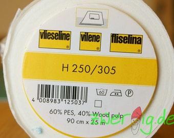H250 bracket foam to stabilise 1 m x 0, 9 m - Vlieseline von Freudenberg
