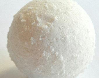 Peppermint Swirl Fragrance Oil Bath Bomb