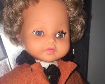 Rare doll Mutine Gardiner Amazon 1960's outfit