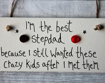 Fathers day gift - Stepdad Gift - Gift for Stepdad - Step Father Gift - Step Father - Gifts for Stepdads - Dad Gift  - Daddy Gift -Stepdaddy