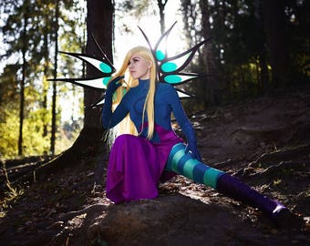 W.I.T.C.H. Cornelia cosplay full set!