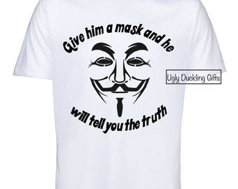 Adults Anonymous T-shirt