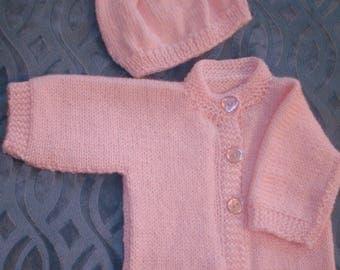 "Baby Sweater Set - ""Mystic"""