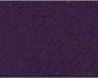 Purple Wool fabric by Moda