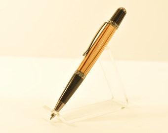Zebra Wood Sierra Style pen