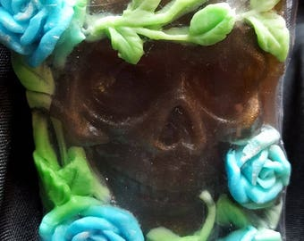 Voodoo Love Skull Soap