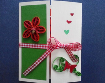 quilling card, quilling,  mum card quill, quilled cards, paper quilling, mom cards quilled, handmade quill cards, paper quill card, handmade