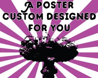 Custom Poster Design