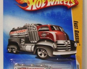 Hot Wheels 2009 New Models Fast Gassin