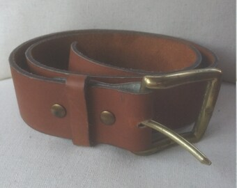 Ralph LaurenVintage Leather Belt