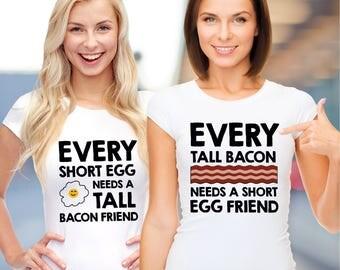 Matching best friend shirts / best friend shirts / best friend sweatshirts / funny t shirts / bff shirts / best friend shirt /