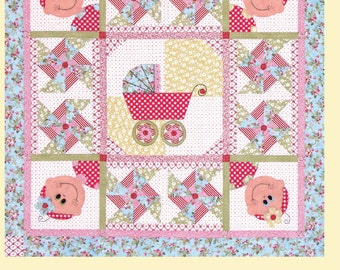Doll Babies Quilt Pattern