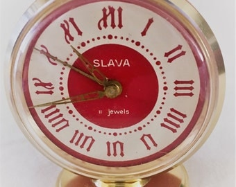 Soviet Union Made Alarm  Clock