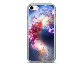Antennae Galaxies • iPhone 7 & 7 Plus Case