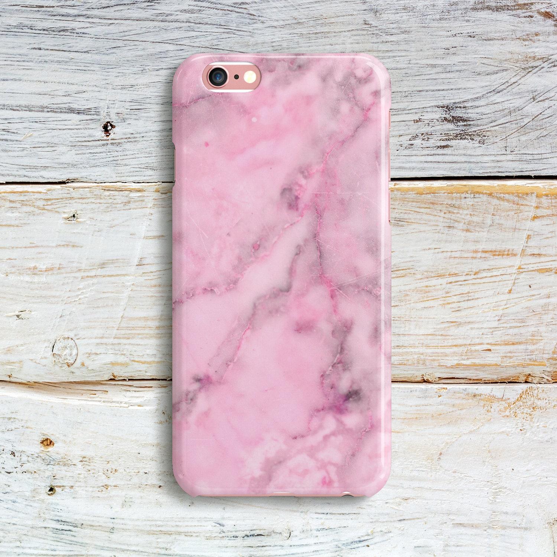 Electronics Cases Dus Iphone 6 Plus Fullset Acc Pink Marble Case 5 7 Se