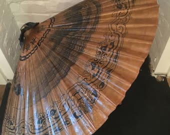 Very large Japanese Parasol 1970s