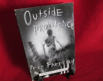 "Bound Uncorrected Proof of ""Outside Providence"" by Peter Farrelly"