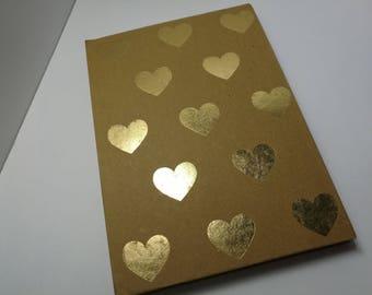 Cute A5 Notebook - Perfect as a Bullet Journal