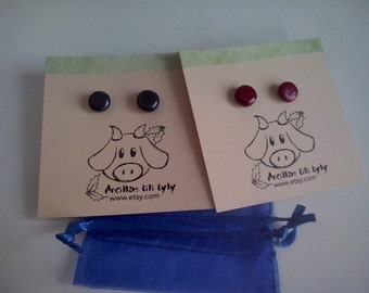 Unisex earrings