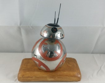 BB8 Sculpture Based on BB8 From Star Wars