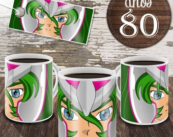 Shun Zodiac Cavaliers Template Mug