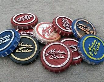 Capsule Nuka Cola printed in 3D