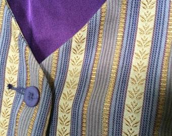 Vintage Brocade Vest