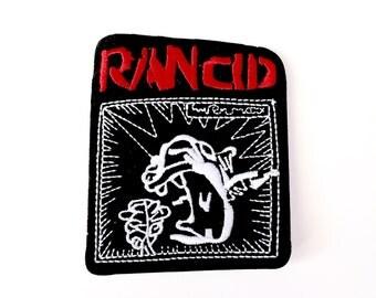 Rancid Band Patch