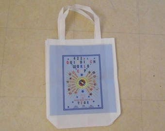 Harry Potter Quidditch world cup shopping bag