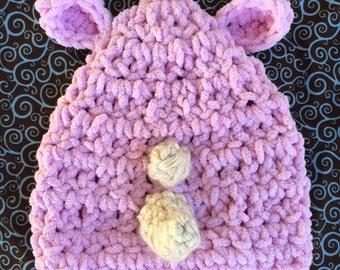 Crochet Rhino hat; Rhino Hat; Child hat; Gift Idea; hat for her