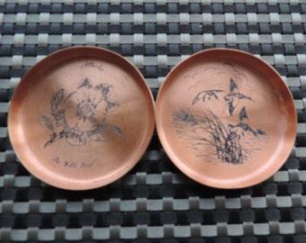 Coaster, copper, remember Alberta, Canada