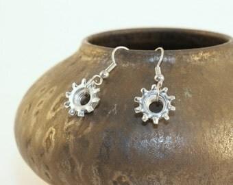 Hexnut Earrings - Hardware Jewelry - Hardware for Her - Hexnut For Her - Hexnut Jewelry
