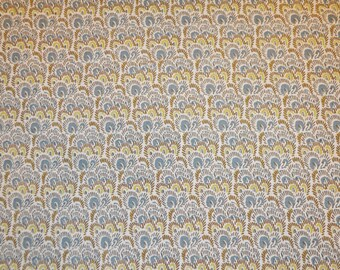 Peter Fasano Bargello Linen Designer Fabric by the yard
